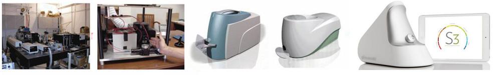 Эволюция биофотонного сканера