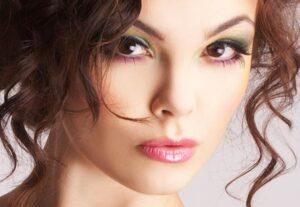 салон красоты - макияж