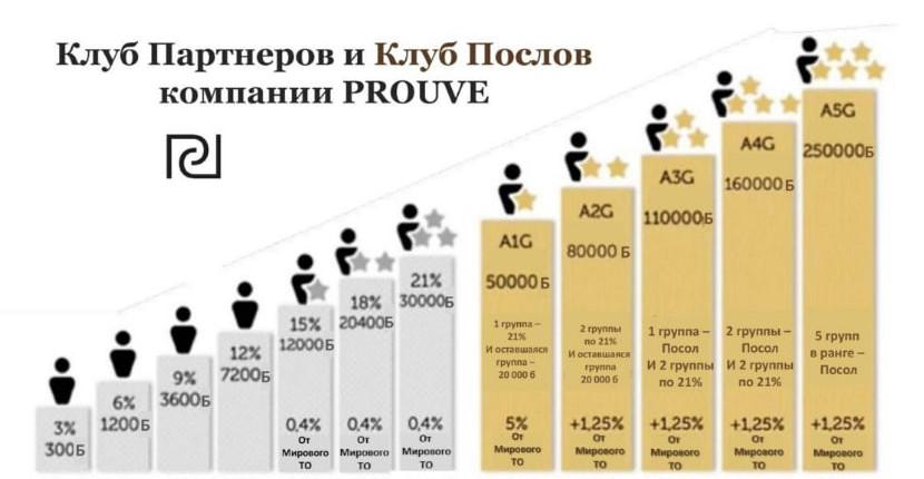 Pruve - маркетинг